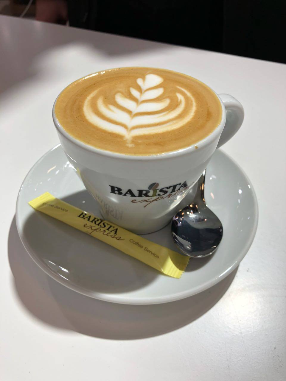 Latte Art Messe Berlin Barista